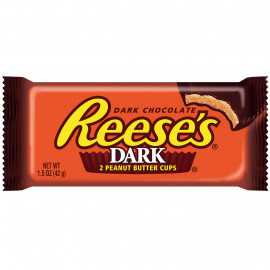 Reese's peanut butter dark cups