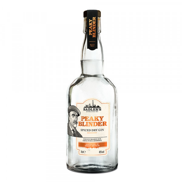 Spiced Dry Gin - 70cl