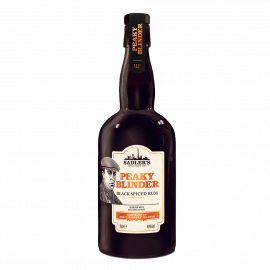 Black Spiced Rum - 70cl
