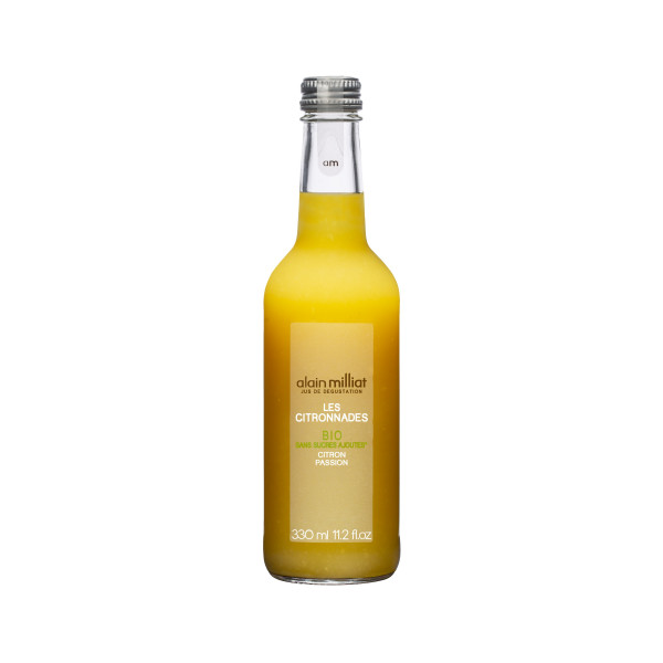 Lemon Passion-fruit Lemonade - 33cl