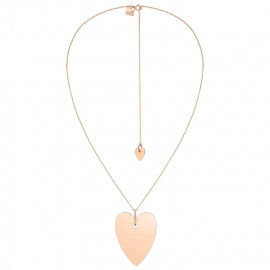 Angele Jumbo Heart On Chain