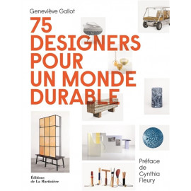 75 Designers for a sustainable world