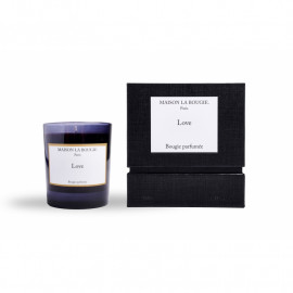 """""""Love"""" scented candle - 200g"""