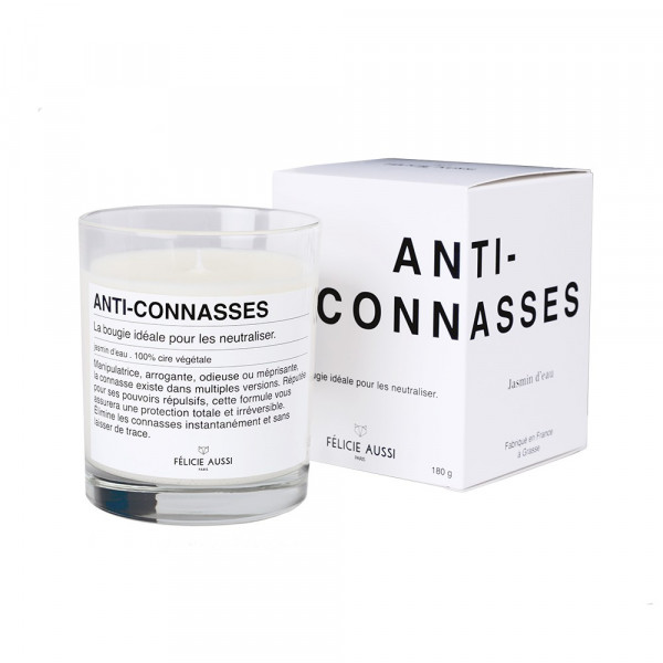 Anti-bitch candle