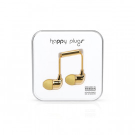 Ecouteurs intra-auriculaires gold