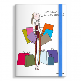 Soledad notebook - Shopping
