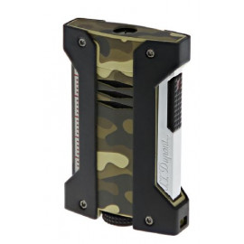 Green Camouflage Extreme Challenge Lighter