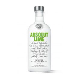 Vodka Absolu Lime