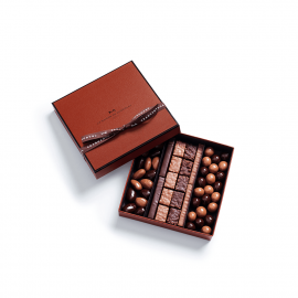 Craquant box of 45 chocolates