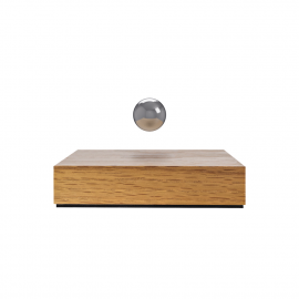 Buda Ball - levitating oak base sphere