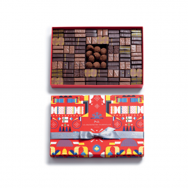 Maison Cracker Dark and Milk Box 110 Chocolates