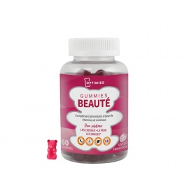 Beauty gummies candy