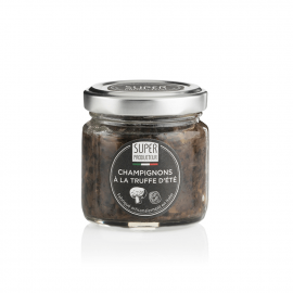 Paris mushroom condiment with summer truffle