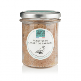 Muscovy Duck Rillettes