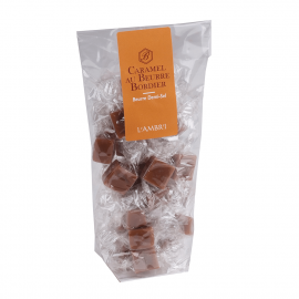 Caramels with semi-salted butter