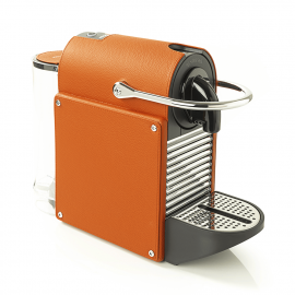 Nespresso Pixie Orange coffee machine