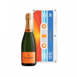 "Box of champagne ""Tape"", Limited Edition - Sunset"