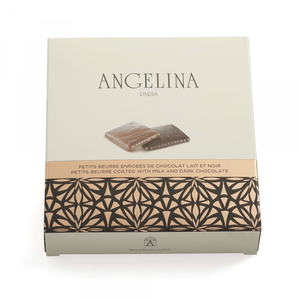 Small butter coated in dark and milk chocolate 90g