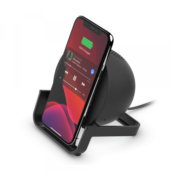 BOOST CHARGE ™ Induction Charger Black