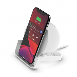 Chargeur à induction BOOST CHARGE™ Blanc
