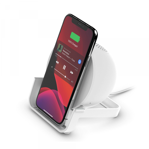 BOOST CHARGE ™ Induction Charger White