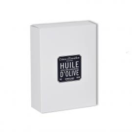 Huile d'olive flacon Couture - 75cl