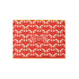 Pop 3C Card Holder Red Poppy