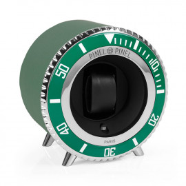 Watch winder Twin SUB green