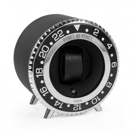 Watch winder Twin GMT Black