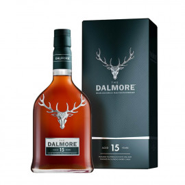 Whiskey Dalmore 15 years old - 70cl