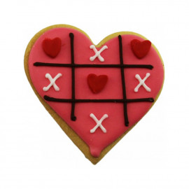 """Heart"" cookie"