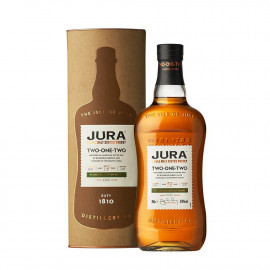 Whisky Single Malt Jura Two One Two - 70cl