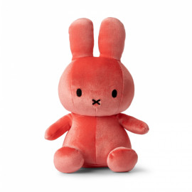 Miffy Rabbit Plush 24cm in moumoute - Pink