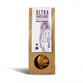 BISCUITS ULTRA GINGEMBRE 140G