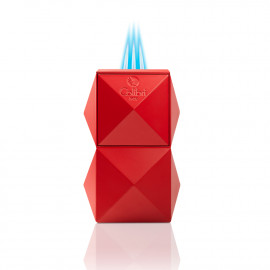 Briquet de table Quasar - Rouge