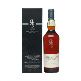 Peated Whiskey Lagavulin Distillers Edition 2005 - 70cl