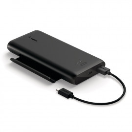 Batterie de secours 10K mAh BOOST↑CHARGE™ Stand