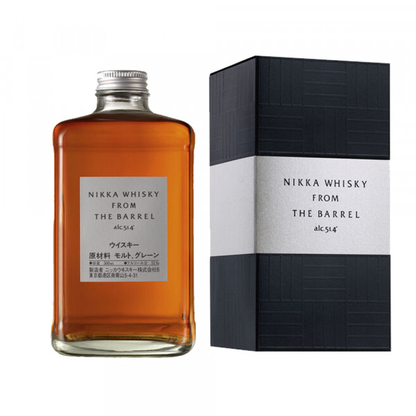 Whiskey Nikka From The Barrel - 70cl