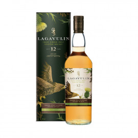 Whiskey Lagavulin 12 years old 57.8% -70cl - 2018