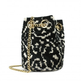 Sac Seau Gilby Soie - Velours chic