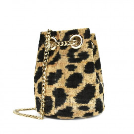 Sac Seau Gilby Soie - Animal
