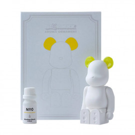 Bearbrick essential oil diffuser - Yellow