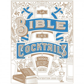 The Cocktail Bible: 3,350 illustrated recipes