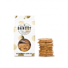 Salted Butter Caramel Biscuits - 120g