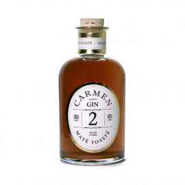 Gin Carmen 2, Toasted Mate - 50cl