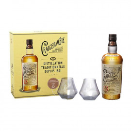 Whisky Craigellachie 13 years - Boxed set 2 glasses