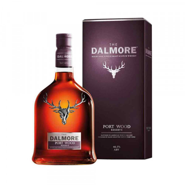 Whisky The Dalmore Port Wood Reserve - 70cl