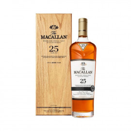 Whisky The Macallan 25 years Sherry Oak - 70cl