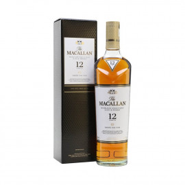 The Macallan 12 Years Old Sherry Oak Whisky - 70cl