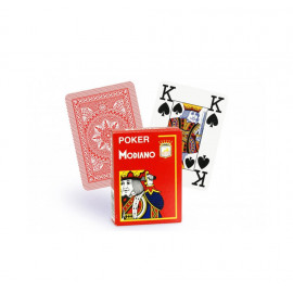 Modiano Card Game - Red